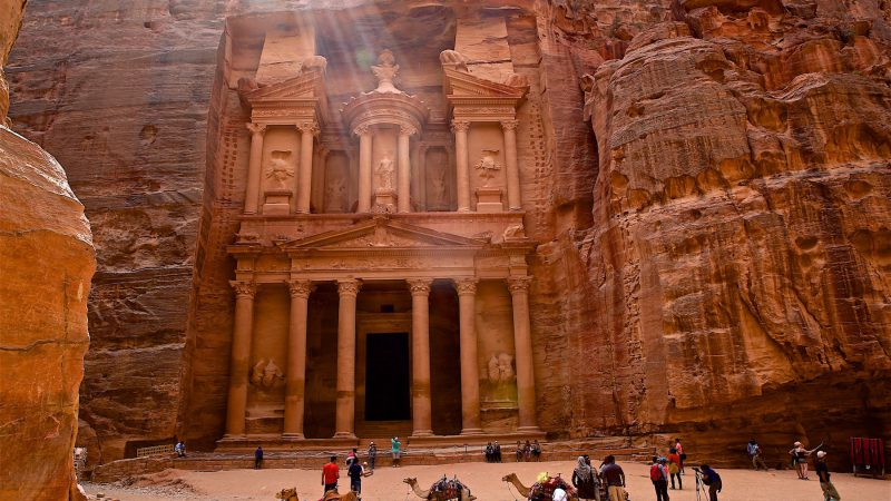Plan Your Group Tour to Jordan!