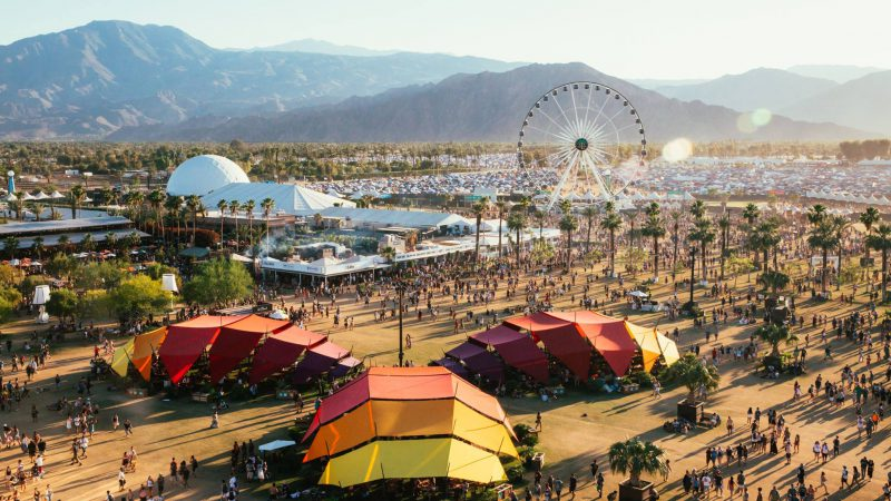 Enjoy the Coachella Valley Music And Arts Festival!