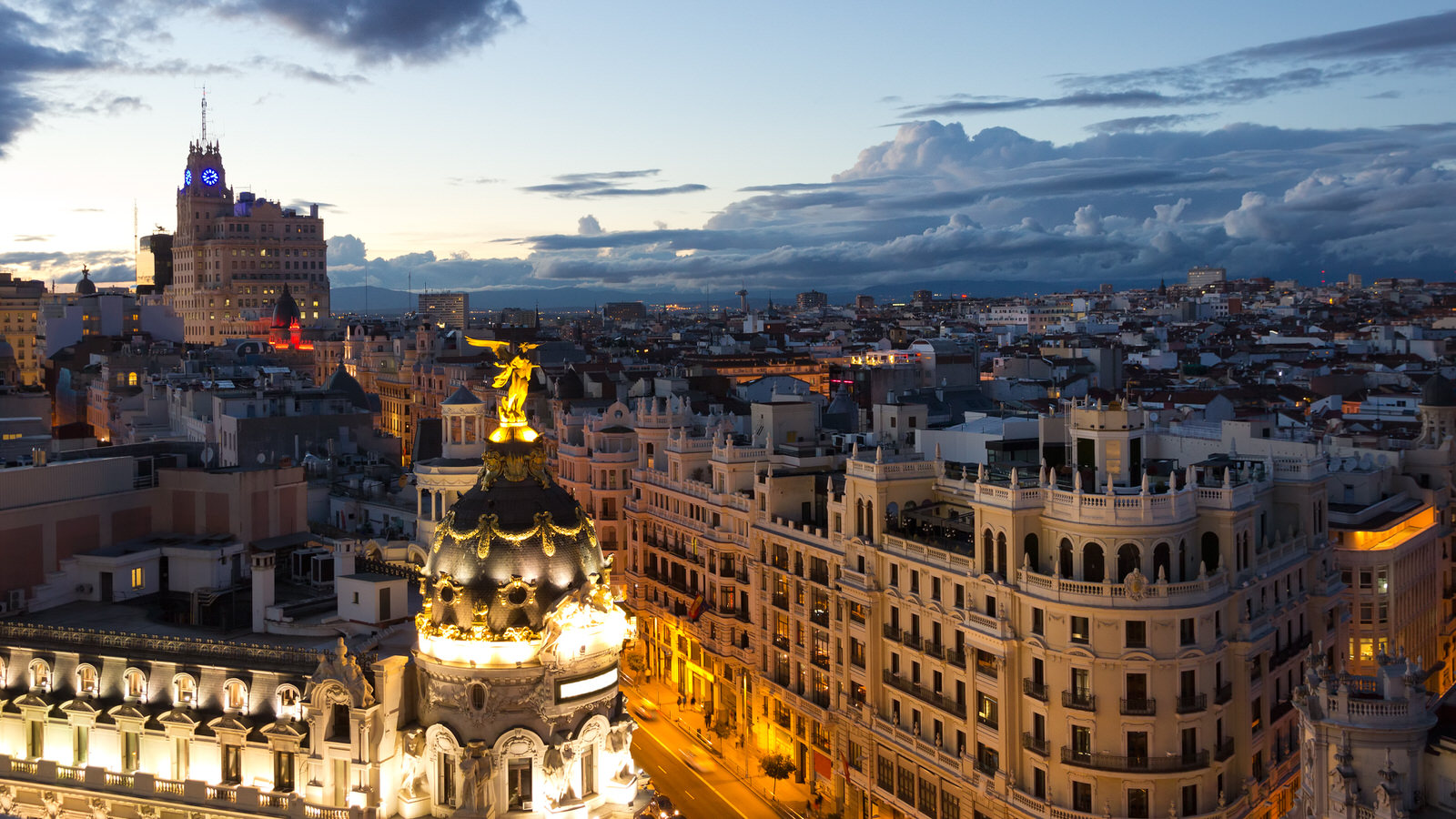 Fill Your Souls With Adventures in Spain