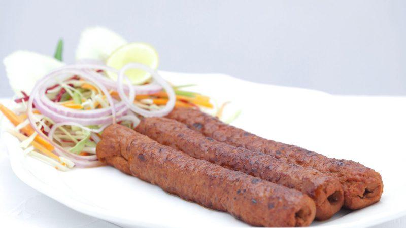 Preparing the Scrumptious Kakori Kebab