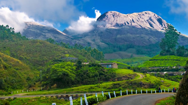 Explore the True Heaven On Earth- Munnar!