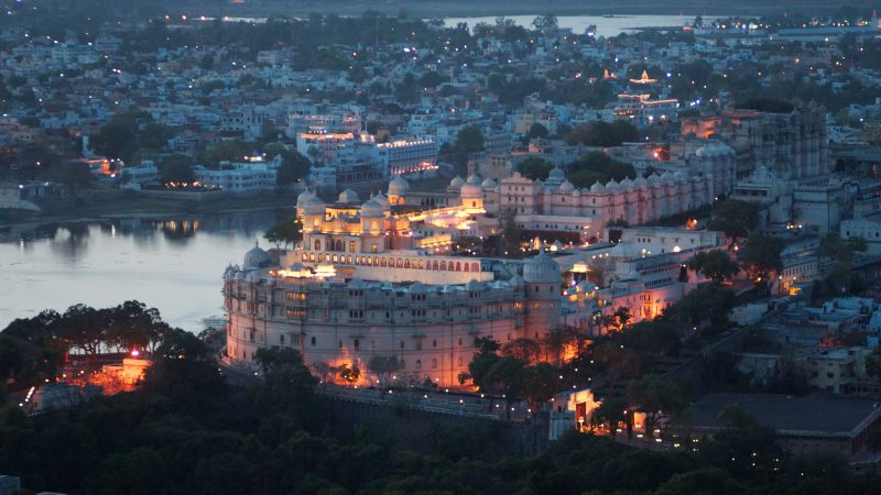 Explore the Venice of India: Udaipur!