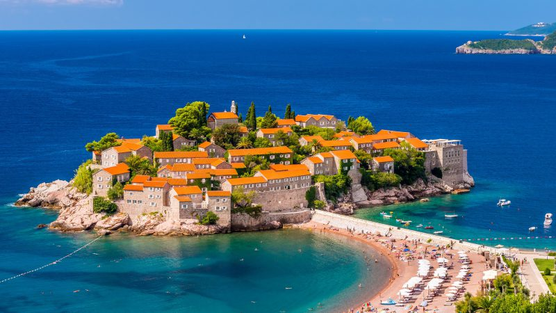 Enjoy  at the Captivating Country of Montenegro