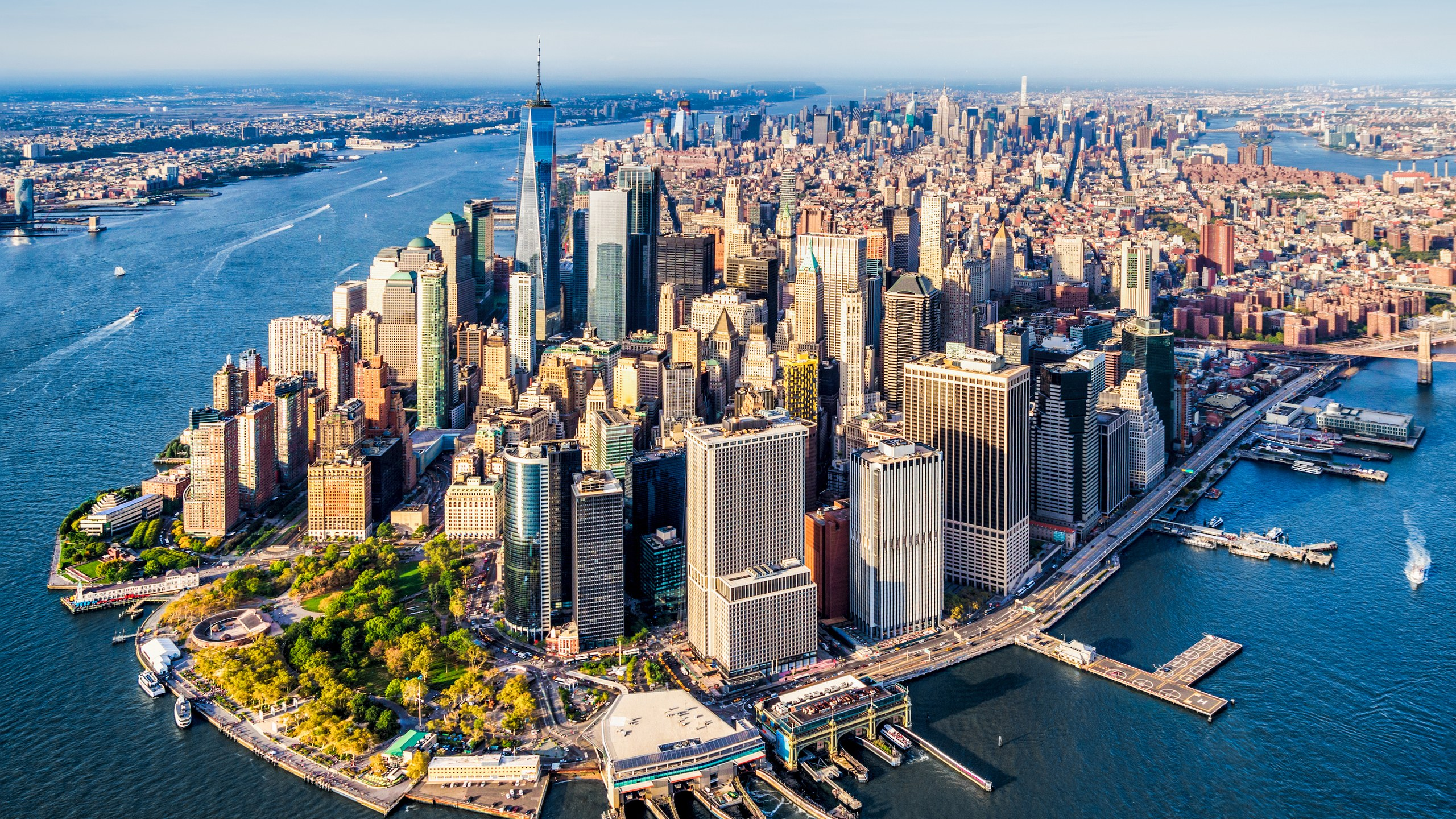 Enjoy Yourself in the Mesmerizing New York City!