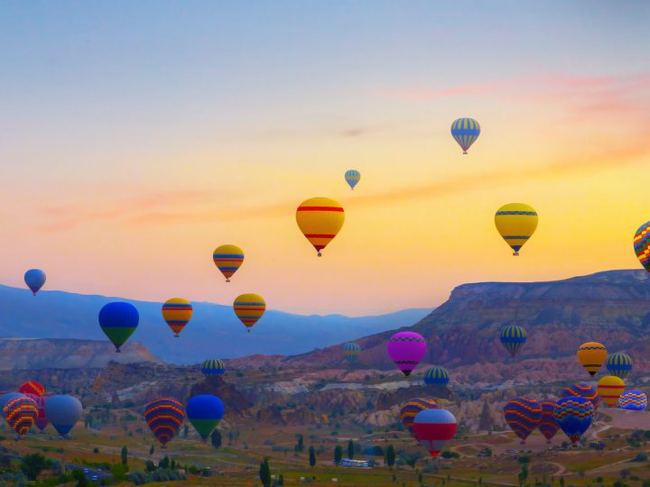 The Hot Air Balloons Ride in Jaipur: A Must Try