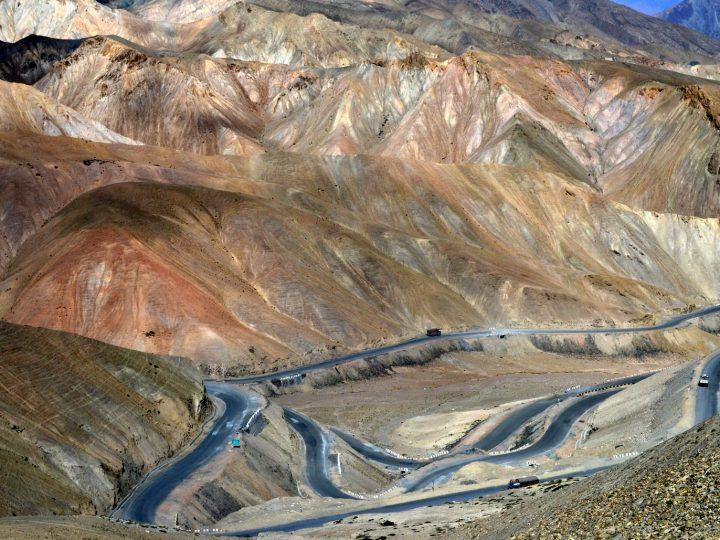 The Roadmap for Exploring the Leh-Srinagar Highway