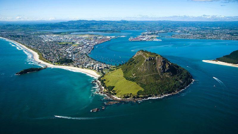 Travel to New Zealand's Tiritiri Matangi Open Sanctuary For Some Adventure!