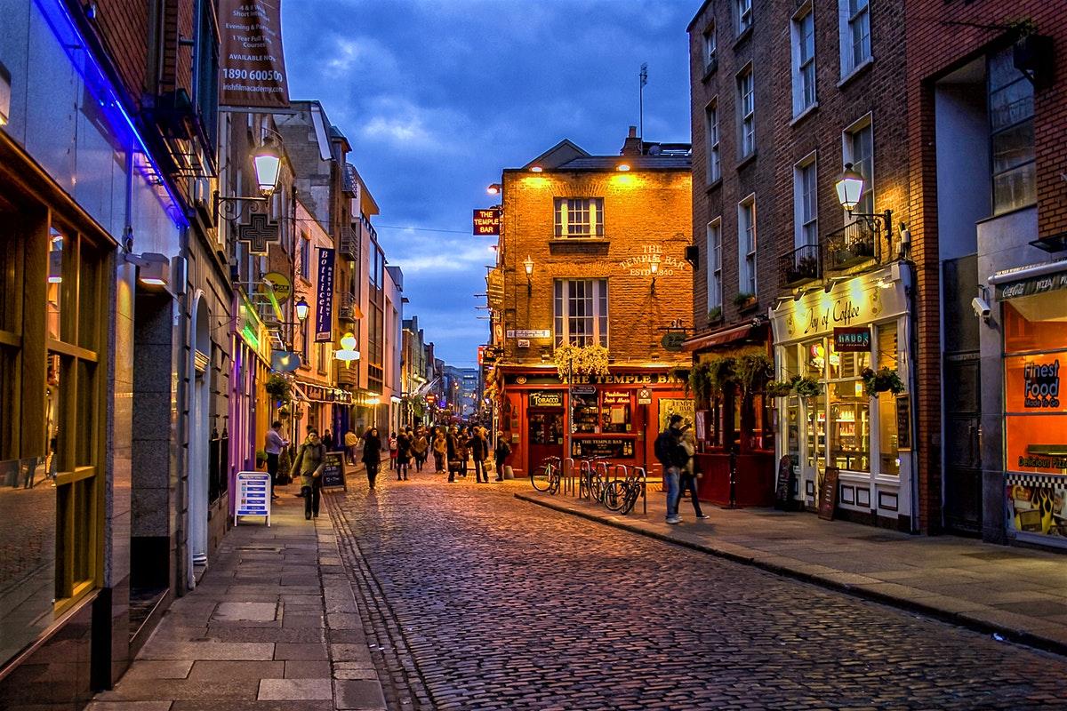 Travel to Ireland's Most Loved Destination: Dublin!