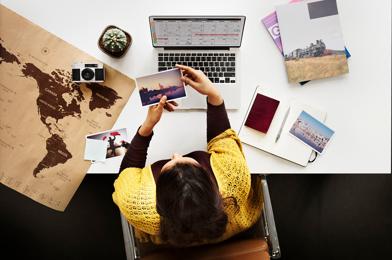 Share Postcards With Your Families/Friends, Keep the Travel Memories Alive!