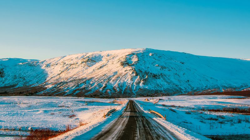Witness the Beauty in Iceland on a Road Trip!