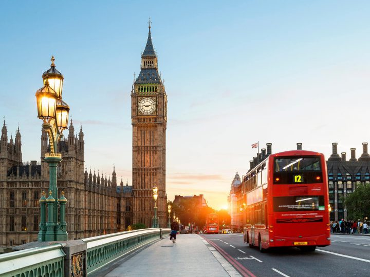 Take A Luxury Vacation In London!