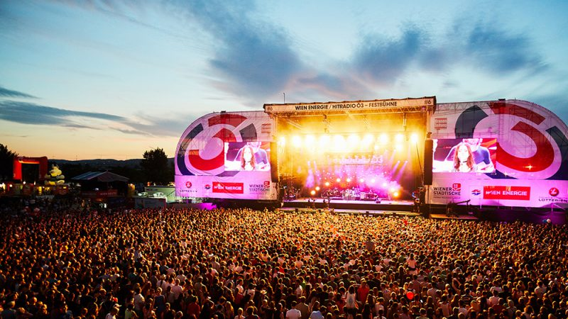 Explore Austria's Famous Music Event: The Donauinselfest