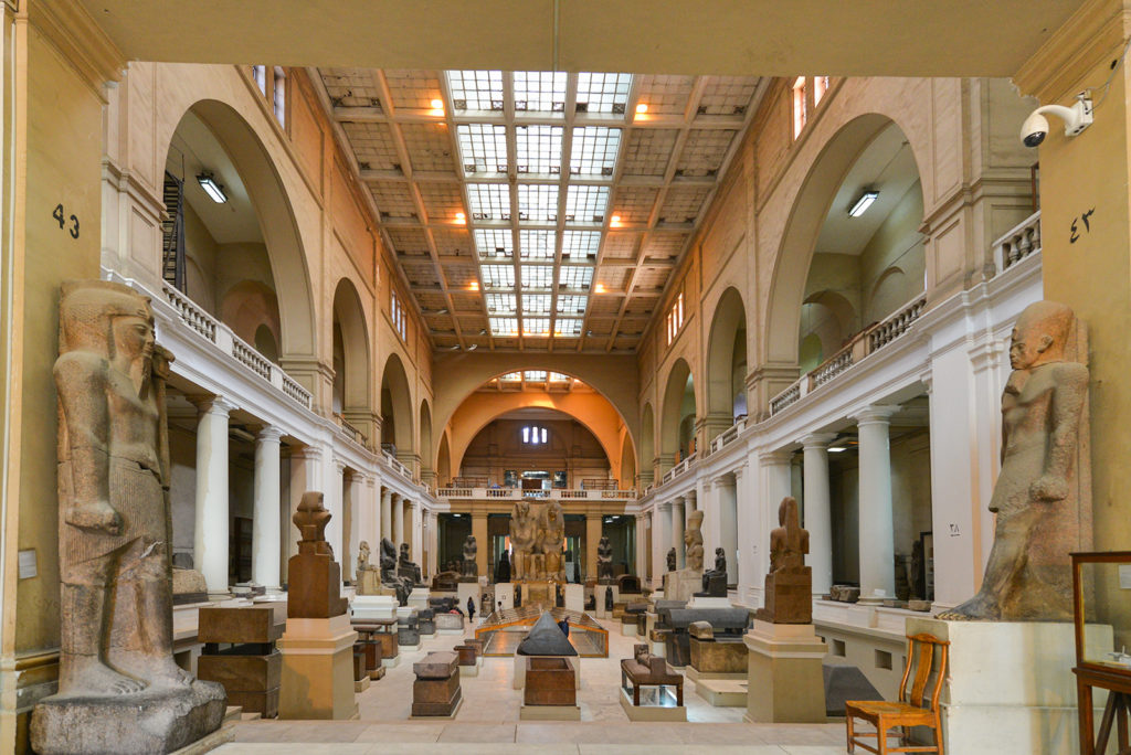 Make Memories While Travelling in museum!