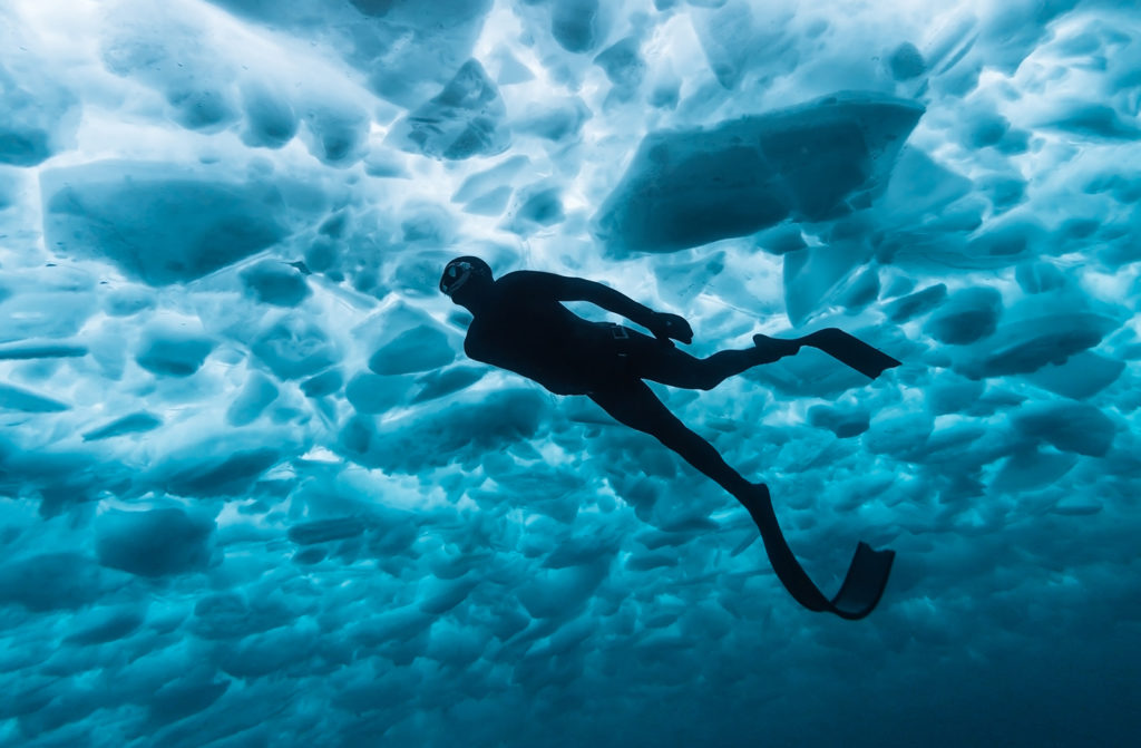Ice Diving: Experience The Exquisite Fun Underwater!