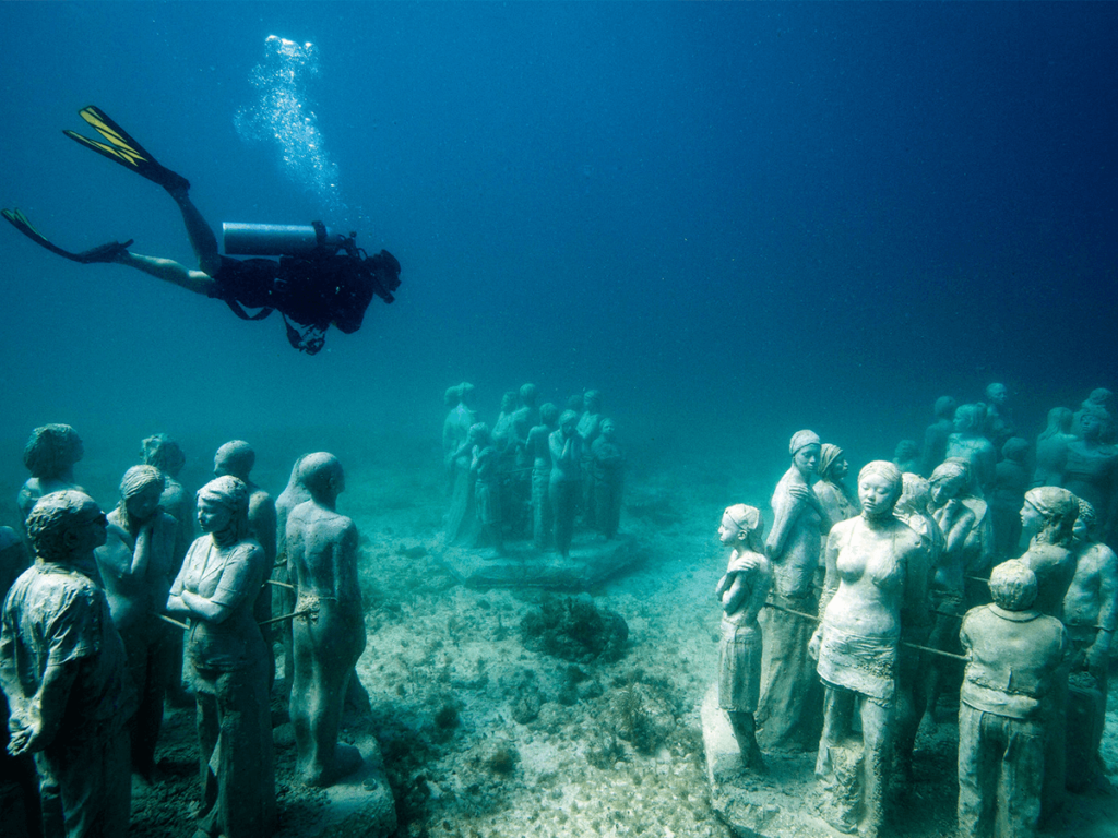 Underwater Diving: Explore the World Beneath The Waters