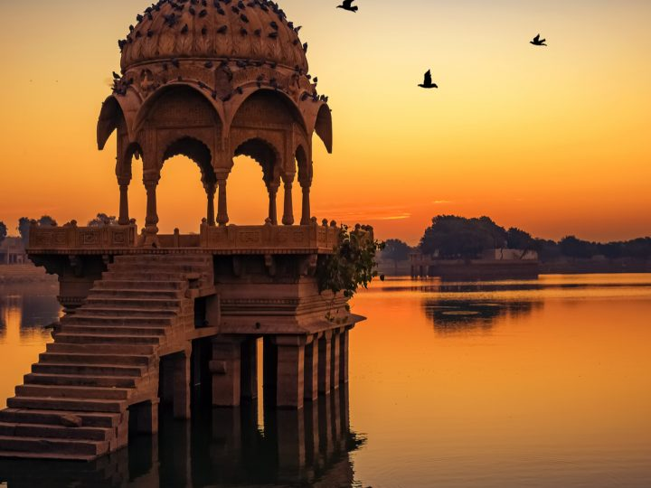 The most remarkable tourist attractions in Jaipur.