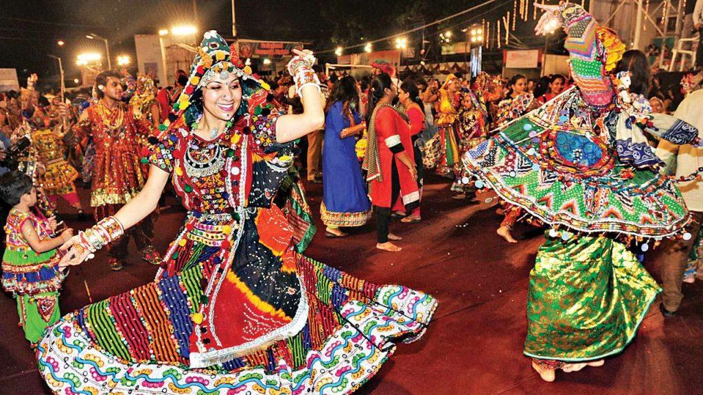 Shankus Dandiya
