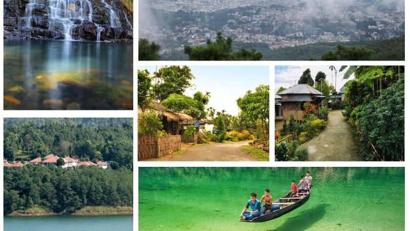 Shillong: Nature Lovers Must Visit Here