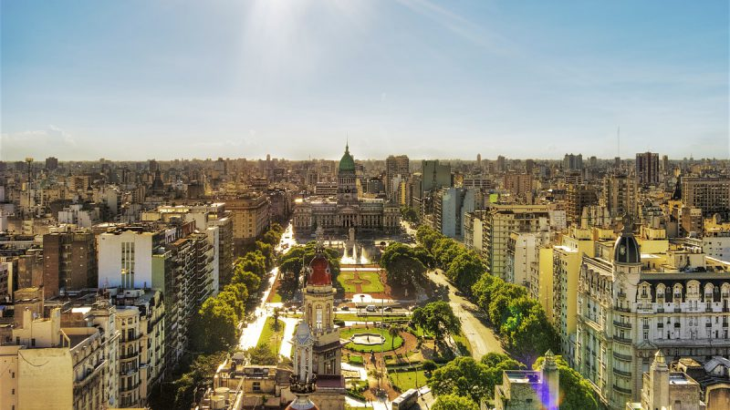Spend Your Vacations in the Fascinating Buenos Aires