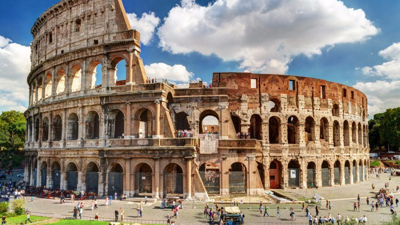 Visit the Historic City of Rome With Your Family!