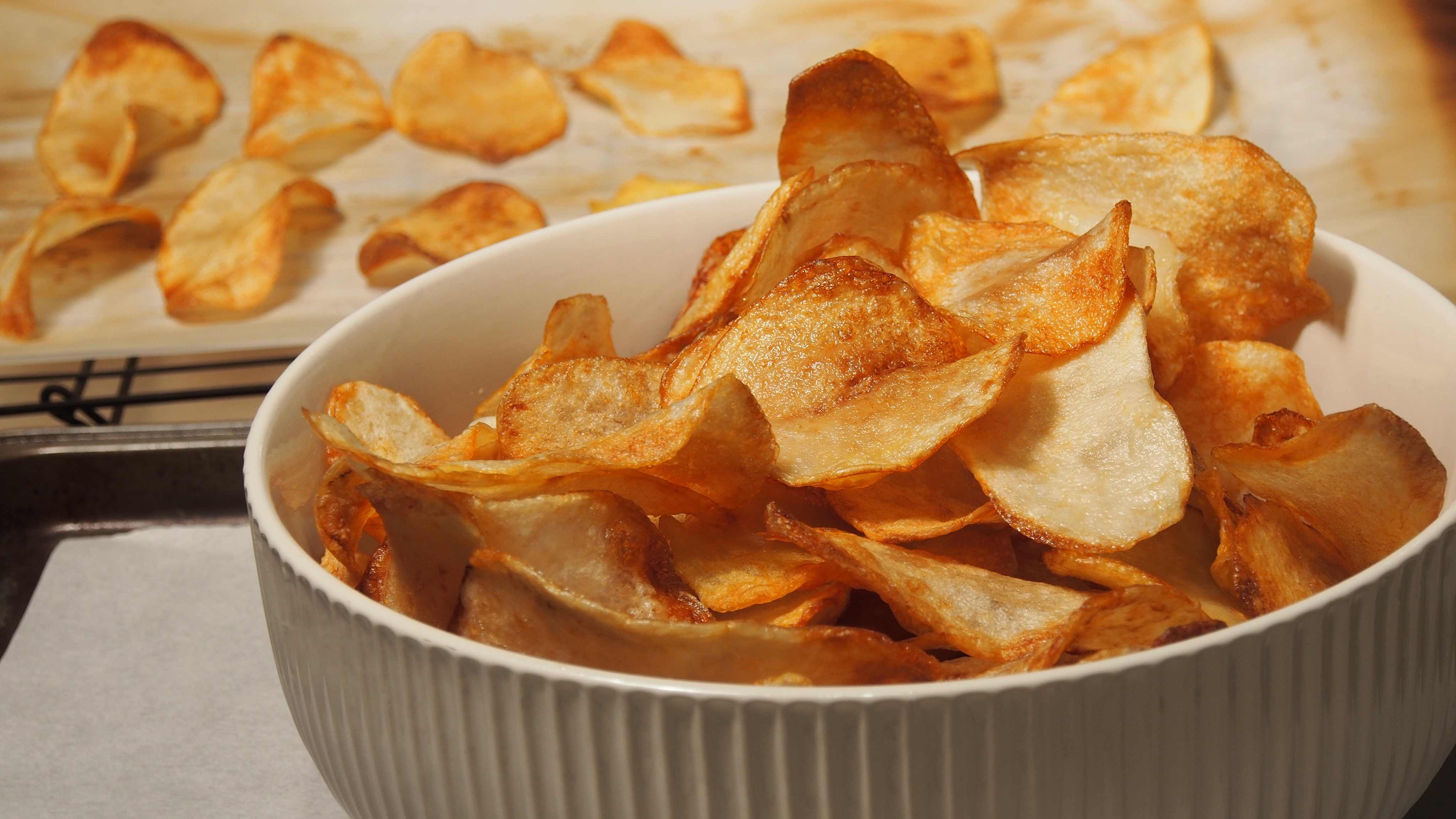 The Exceptional Food for Every Mood: Crispy Chips