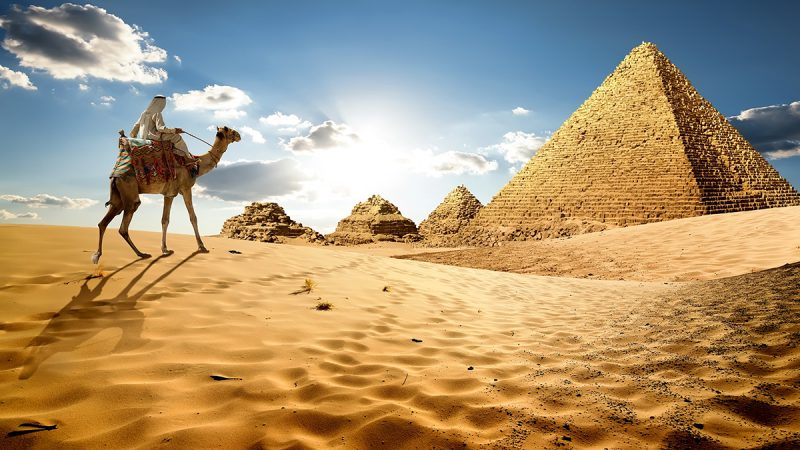 The Finest Group Tour to the Ancient Country of Egypt