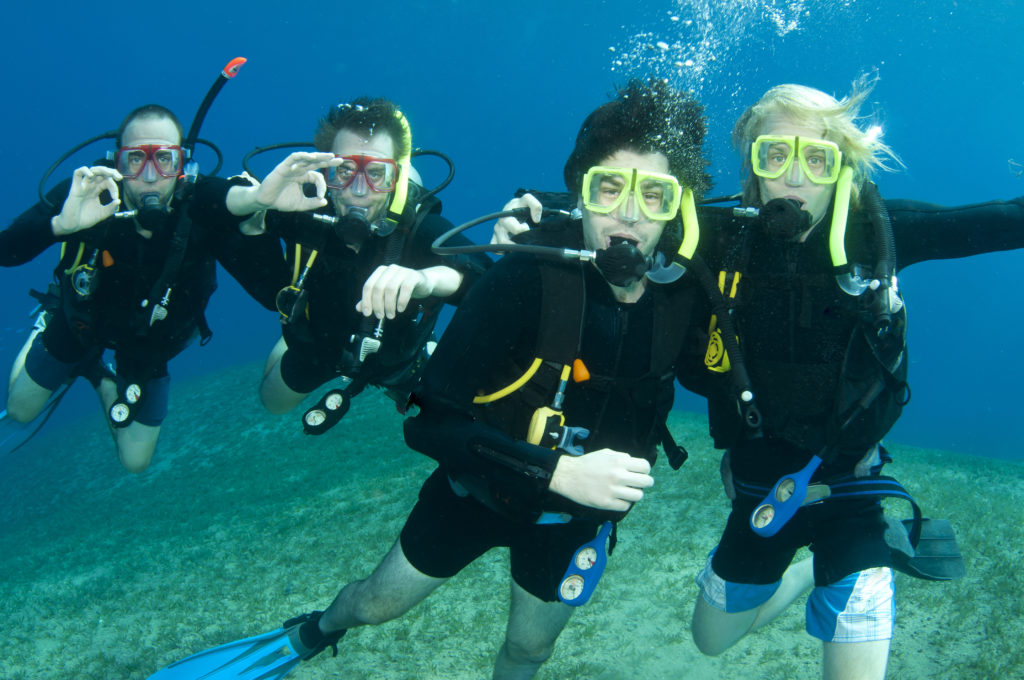 Try the Super-Fun Sport of Rescue Diving!