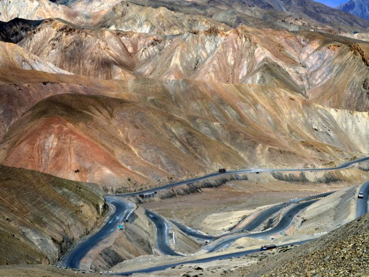 The Roadmap for Exploring the Leh-Srinagar Highway