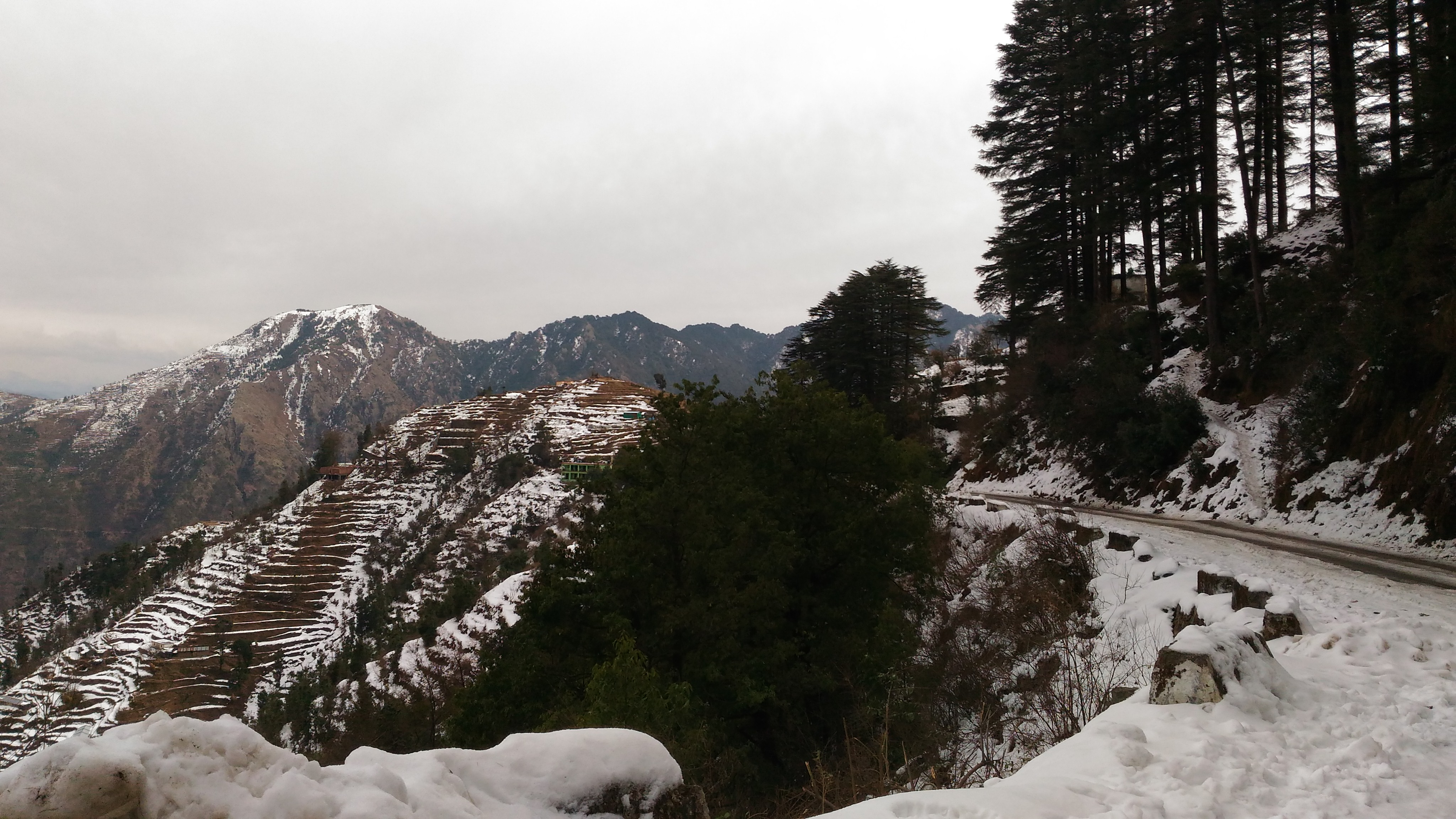 Escape To Mussoorie This Weekend