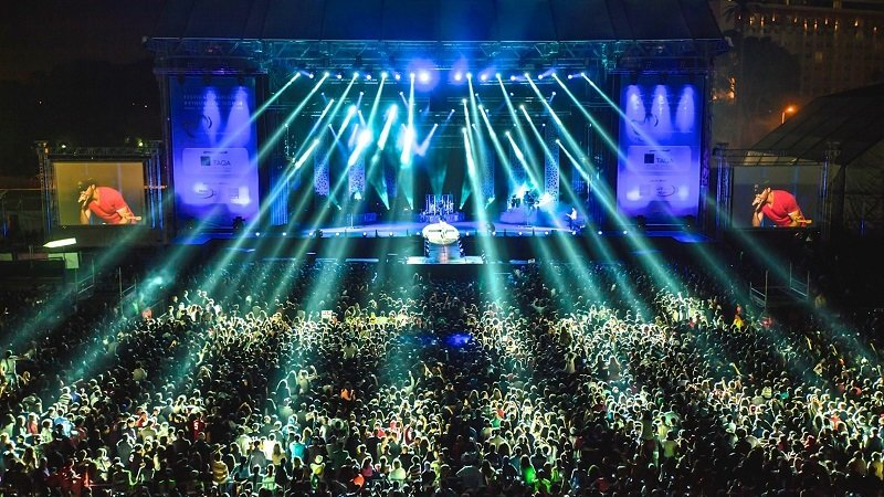 Experience the Fun At The Mawazine Festival!