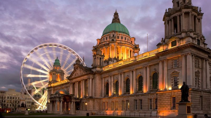 Travel to the Mesmerising City of Belfast in Northern Ireland