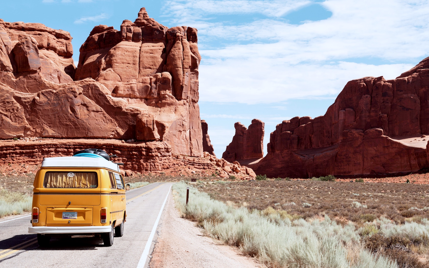 Head On-to These Streets For Your Road Trip in USA!