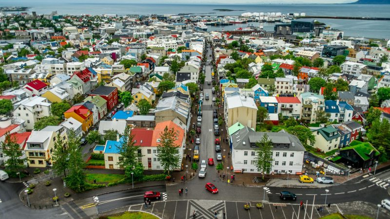 Travel to the Most Peaceful Destination: Reykjavík