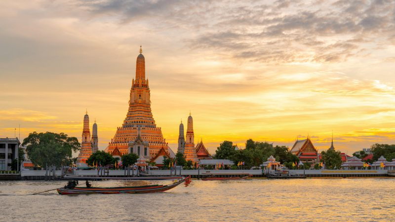 Plan Your Group Reunion Trip to Thailand!