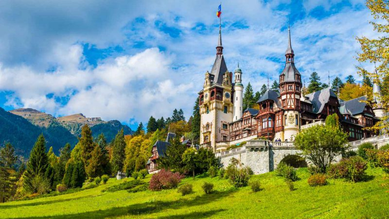 The Unique Holiday Destination: Romania
