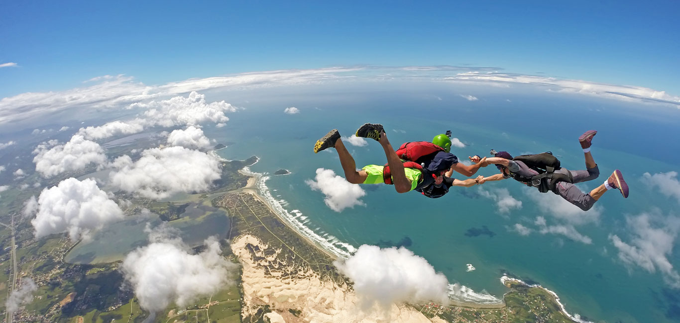 Roar Through the Skies With the Skydiving Adventure in Mysore