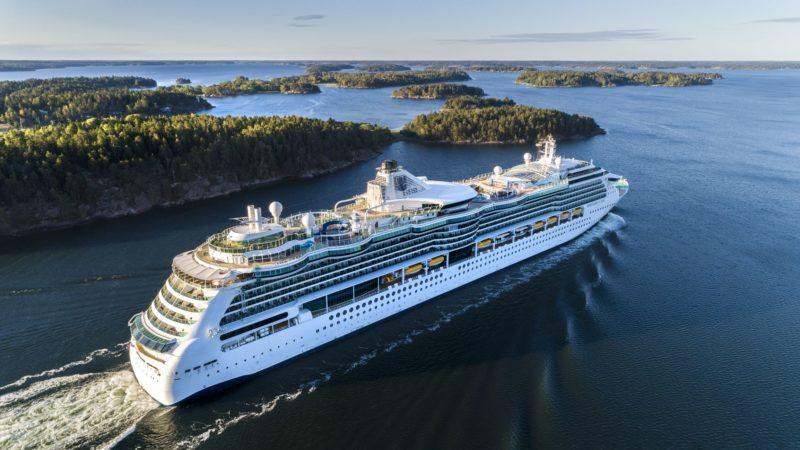 Explore The World Through A Cruise!