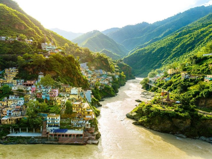 Top Places To Visit In Rishikesh.